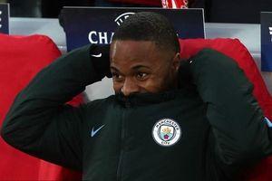Man City trả giá do Guardiola cất Sterling trên ghế dự bị?