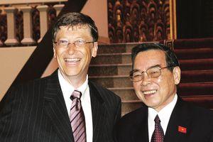 Một số hoạt động của cố Thủ tướng Phan Văn Khải qua ảnh