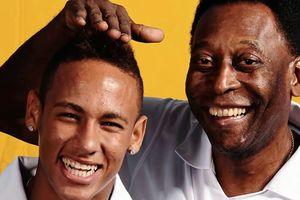 Pele: Brazil không thể vô địch World Cup với mình Neymar