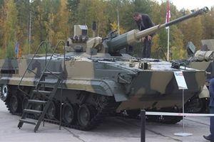 Xe PT-76 Việt Nam cực mạnh với vũ khí mới