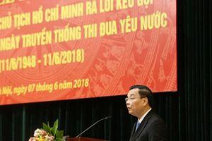 Thúc đẩy phong trào thi đua của Bộ KH&CN, nhiều tổ chức cá nhân đạt thành tích cao