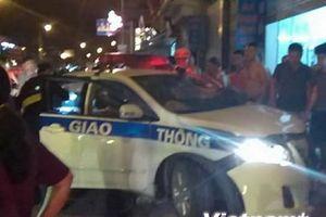 Quảng Ninh: Xe Cảnh sát giao thông gây tai nạn, 1 ngưởi tử vong
