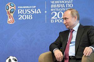 Tổng thống Putin dự đoán 4 đội mạnh nhất World Cup 2018