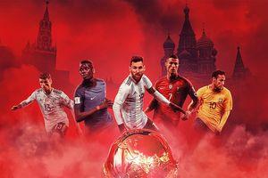 Truyền hình Việt Nam thông báo chưa mua được bản quyền phát sóng World Cup 2018