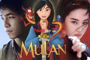 Lộ diện 'người tình của Lưu Diệc Phi' - Nam chính phim live-action 'Hoa Mộc Lan' của Disney
