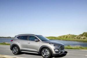 Hyundai Tucson lần đầu được trang bị động cơ hybrid