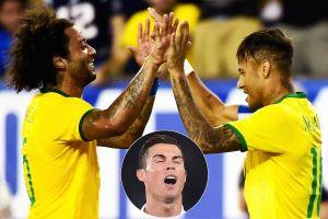 Marcelo: 'Ronaldo không có quyền ngăn Neymar gia nhập Real'