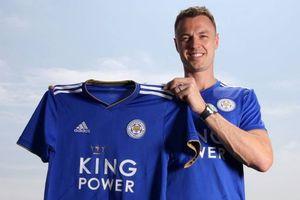 Mục tiêu của Man City và Arsenal chính thức gia nhập Leicester