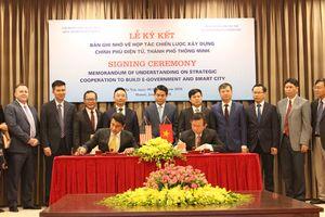 Hà Nội hợp tác với Tập đoàn DELL xây dựng Chính quyền điện tử, Thành phố thông minh