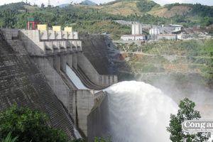 Bàn giải pháp vận hành an toàn đập thủy điện