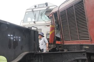 Tàu lửa 'đối đầu' ở Quảng Nam: Cách chức trưởng ga Núi Thành