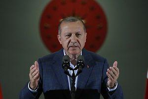 Tổng thống Erdogan đe dọa tấn công Iraq vì người Kurd