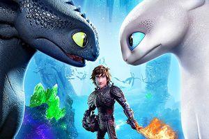 Rồng Toothless đã tìm được bạn gái, tích điện tạo sấm sét như Thor trong trailer 'Bí kíp luyện rồng 3'