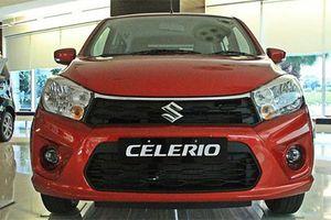 Xe ôtô Suzuki Celerio rẻ nhất Việt Nam tại sao vẫn ế?