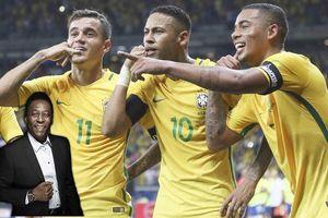 World Cup 2018: ĐT Brazil sẽ vô địch vì những dự đoán của Pele?
