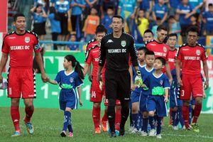 Kết quả B.Bình Dương vs S.Khánh Hòa vòng 12 V-League 2018