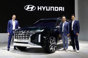 Ra mắt Hyundai Grandmaster với ngôn ngữ thiết kế mới