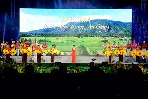 Núi Sam được Thủ tướng Chính phủ công nhận khu du lịch quốc gia