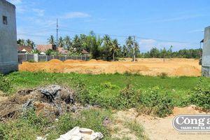 Thị trấn Phù Mỹ: Nhiều cán bộ bị điều tra vì vi phạm trong quản lý đất đai