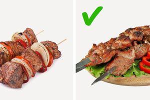 Bí quyết làm thịt xiên nướng thơm ngon đúng chuẩn nhà hàng
