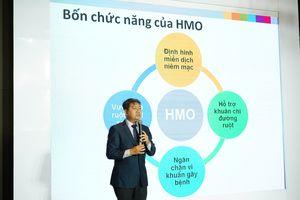 Công bố nghiên cứu mới về HMO giúp tăng cường đề kháng cho cơ thể