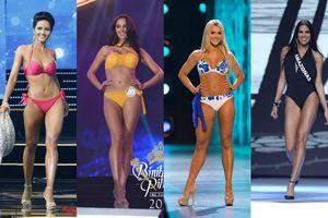 Top 10 đối thủ 'không phải dạng vừa đâu' của H'Hen Niê tại Miss Universe 2018