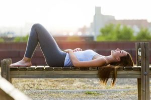 Bài tập thể dục giúp phổi luôn khỏe mạnh