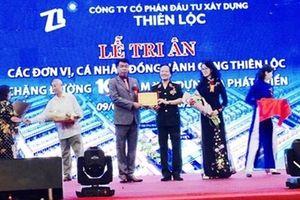 10 năm xây dựng và phát triển Công ty CPĐTXD Thiên Lộc
