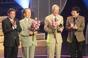 Truy điệu NSND Huy Thành, đạo diễn bộ phim 'Nổi gió' tại Việt Nam
