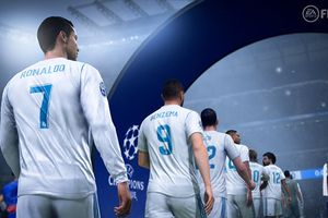 EA công bố FIFA 19, chứa UEFA Champions League