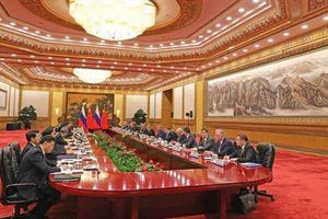 Nga - Trung Quốc bắt tay thám hiểm không gian