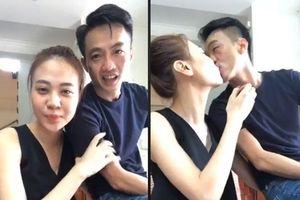 Lần đầu tiên Cường Đô la hé lộ về đám cưới với bạn gái Đàm Thu Trang