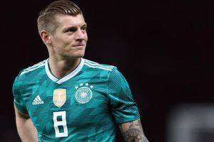 Top 10 'chân chuyền' tốt nhất tham dự World Cup 2018: ĐT Đức áp đảo
