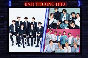 BXH thương hiệu boygroup Kpop tháng 6: Sau tất cả lại là 3 'người quen cũ' này!