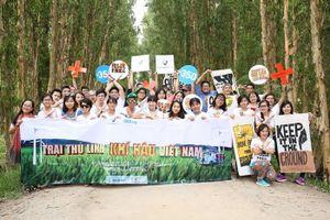 CHANGE được vinh danh là 'Tổ chức môi trường xuất sắc nhất Việt Nam năm 2017'