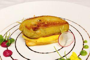 Pate Gan ngỗng: tinh hoa ẩm thực Pháp