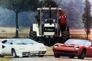Ít ai biết rằng, lịch sử Lamborghini bắt đầu bằng việc sản xuất loại thiết bị này
