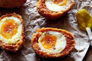10 cách chế biến món trứng độc đáo