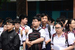 Nhiều bài thi môn Toán vào lớp 10 ở Sài Gòn bị điểm 0