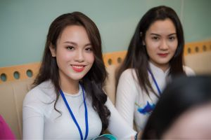 Hoa khôi Ngoại thương vào vòng chung khảo phía nam Hoa hậu Việt Nam