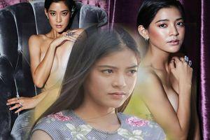 Mỹ nhân Thái táo bạo chụp ảnh khêu gợi trên tạp chí đàn ông