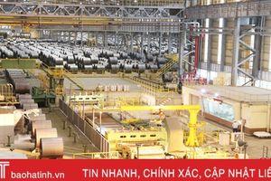 5 tháng, kim ngạch xuất khẩu của Hà Tĩnh tăng cao so với năm 2017