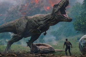 Phim chiếu rạp trong tuần: Đã mắt với siêu phẩm 'Thế giới khủng long'