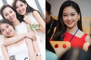 Nhan sắc em gái út của siêu mẫu Phạm Thùy Linh thi Hoa hậu VN