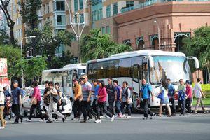 TP.HCM dẫn đầu cả nước về lượng du khách quốc tế