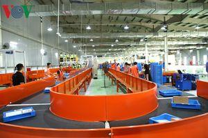 Lazada triển khai hệ thống phân loại hàng hóa tự động tại Hà Nội