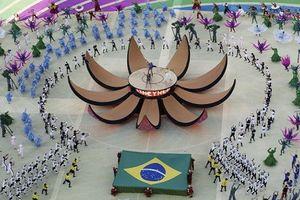 Các hình ảnh đẹp nhất về lễ khai mạc các kỳ World Cup