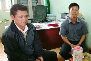 Trưởng công an xã vào Đảng khi đang chấp hành án tù treo