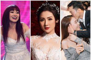 Nửa cuối năm 2018, showbiz Việt sẽ 'náo loạn' với các 'siêu đám cưới'