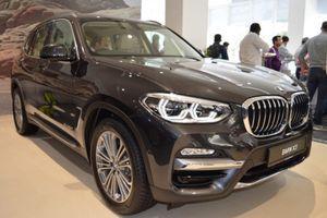 BMW X3 bổ sung phiên bản chạy xăng, giá bán từ 2 tỷ đồng